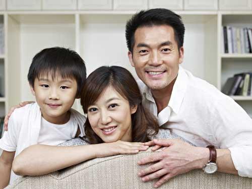 家族とともに豊かな生活を過ごすためにも